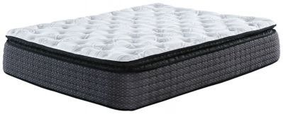 Signature Design Limited Edition Pillowtop Queen Mattress in White